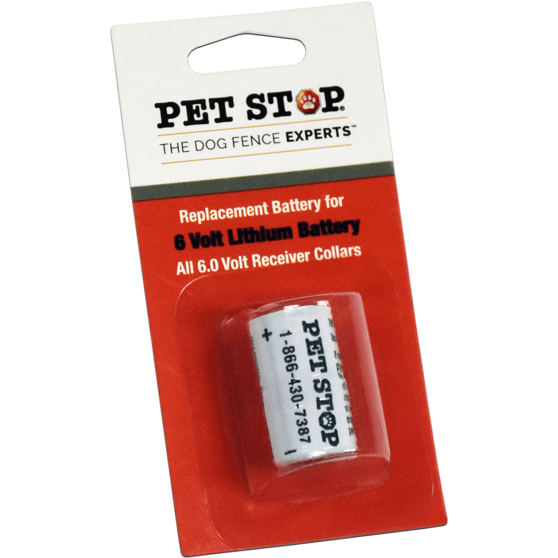 Pet Stop Replacement Batteries